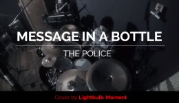 NEW SONG! Message in a Bottle(video)