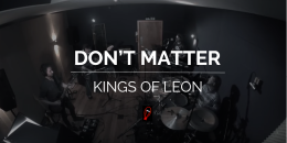New video! Don't Matter, live at the Eigur
